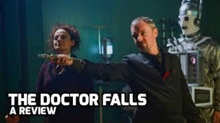 Review of Doctor Who Season 10 Episode 12 'The Doctor Falls'!MORE:Watch my review of the previous episode, 'World Enough and Time':https://youtu.be/Sklhi7Z84agWatch Friday's video:Leaked 'Doctor Who' Christmas Special Photos Confirm Rumors!https://youtu.be/-_NbyQiYLmoI'm going to be posting a video every weekday in the year of 2017!You can support this endeavor by considering to become a patron!https://www.patreon.com/WhatTravisSaysStalk me.https://www.patreon.com/WhatTravisSayshttp://www.twitter.com/WhatTravisSayshttp://www.fb.com/WhatTravisSayshttps://instagram.com/whattravissaysSnapchat: WhatTravisSays