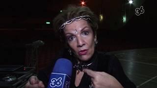 GIRO 36 | LEILA NAVARRO FAZ PALESTRA EM VOLTA REDONDA