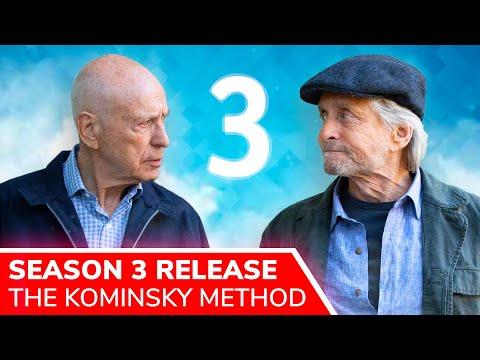 THE KOMINSKY METHOD Season 3 (2021 on Netflix) Will Be FINAL: Alan Arkin Not Returning As Norman