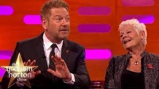 Video Dame Judi Dench Exposed Herself to Kenneth Branagh! | The Graham Norton Show MP3, 3GP, MP4, WEBM, AVI, FLV Maret 2019