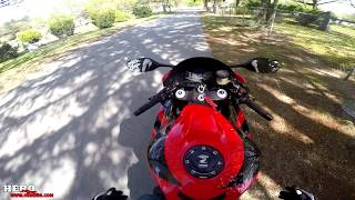 6. What's It Like To Ride a CBR600RR