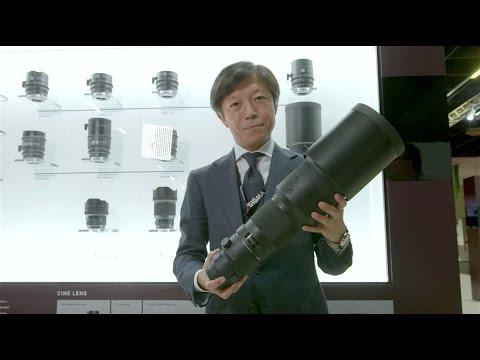 Photogearnews at Photokina 2016: Talking with Sigma CEO Kazuto Yamaki About New Lenses