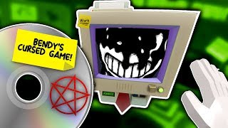 Video OFFICE WORKER SUMMONS BENDY IN CURSED RITUAL! | Job Simulator VR (Let's Play/HTC Vive Gameplay) MP3, 3GP, MP4, WEBM, AVI, FLV November 2018