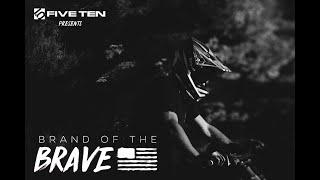 Brand of the Brave - DJ Brandt by Five Ten