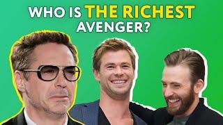 Avengers Endgame: Net Worth Revealed    ⭐OSSA