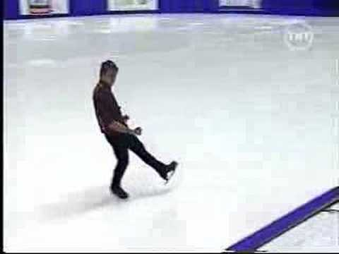 yagudin - Aexei's short program at the 2002 Sears Open.