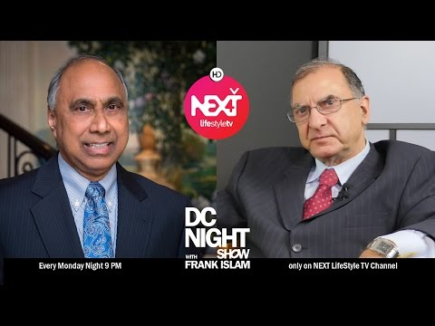 Dr. Ghulam Nabi Fai – DC Night Show with Frank Islam – EP8