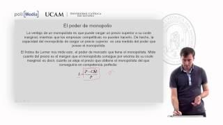 Microeconomía II - El Monopolio (4) - Alfonso Rosa García