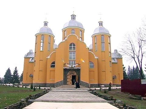 В Отинії освятили новий греко-католицький храм