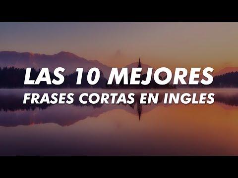 Frases para fotos - Las 10 mejores Frases cortas en ingles (con traducción)