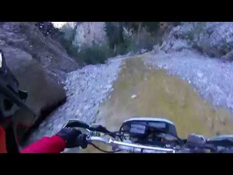 enduro in wild mountais! (видео)
