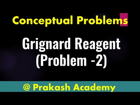 Organische Chemie: Grignard-Vorbereitung alchohol-Problem