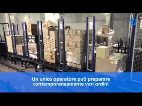 Logistica di magazzino: Picking automatizzato in modo manuale | Mecalux Italia