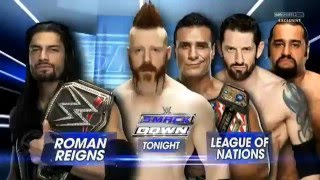 Nonton Wwe Smackdown 21st January 2016 Highlights   Thursday Night Smackdown 1 21 2016 Film Subtitle Indonesia Streaming Movie Download