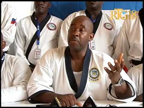 Fédération haïtienne de Tang Soo Do / Présentation des athlètes