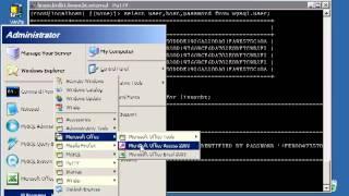 38 Mysql Database WinMyODBC 1