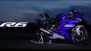 8. New Yamaha YZF-R6 2019 Official