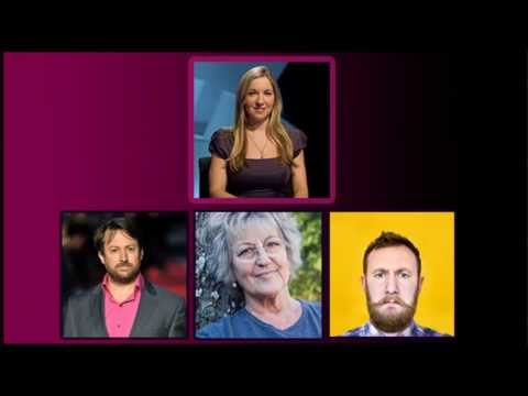 heresy - Presented by Victoria Coren-Mitchell Guests: David Mitchell (if you're wondering, yes that's Victoria's husband), Germaine Greer and Alex Horne. Copyright: A...