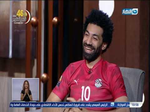 """شبيه محمد صلاح يكشف قيامه بدور """"دوبلير"""" محمد صلاح في الإعلانات"""