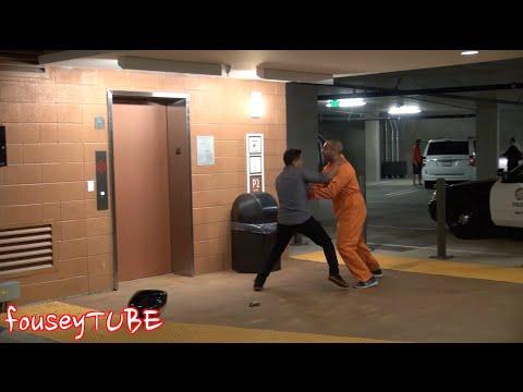 Uprchl� trestanec - prank