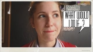 WHAT WOULD YOU DO WHAT IF... ? Thanks for watching! I hope you enjoyed this! If you want to check out my links or the questions, scroll down :) What would yo...