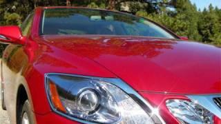 2009 Lexus GS 450h Hybrid Review