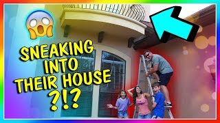 Video WE SNEAK INTO A YOUTUBER'S HOUSE! | We Are The Davises MP3, 3GP, MP4, WEBM, AVI, FLV Desember 2018