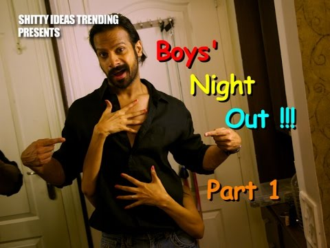 SIT | Men The Real Victims | BOYS' NIGHT OUT - PART 1 | E 10
