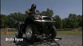 5. Polaris Sportsman XP 850 vs Kawasaki Brute Force 750
