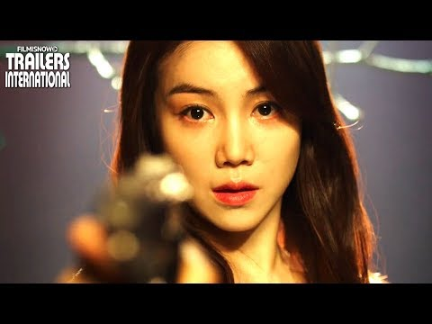 The Villainess | Official Trailer -  Jung Byung-gil action thriller