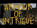 Armor Of Intrigue for TES V Skyrim left view