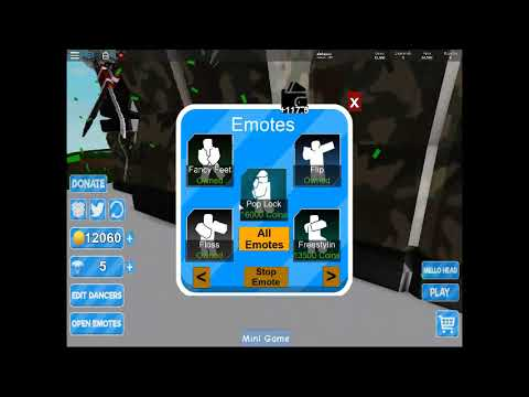roblox: GIANT DANCE OFF SIMULATOR