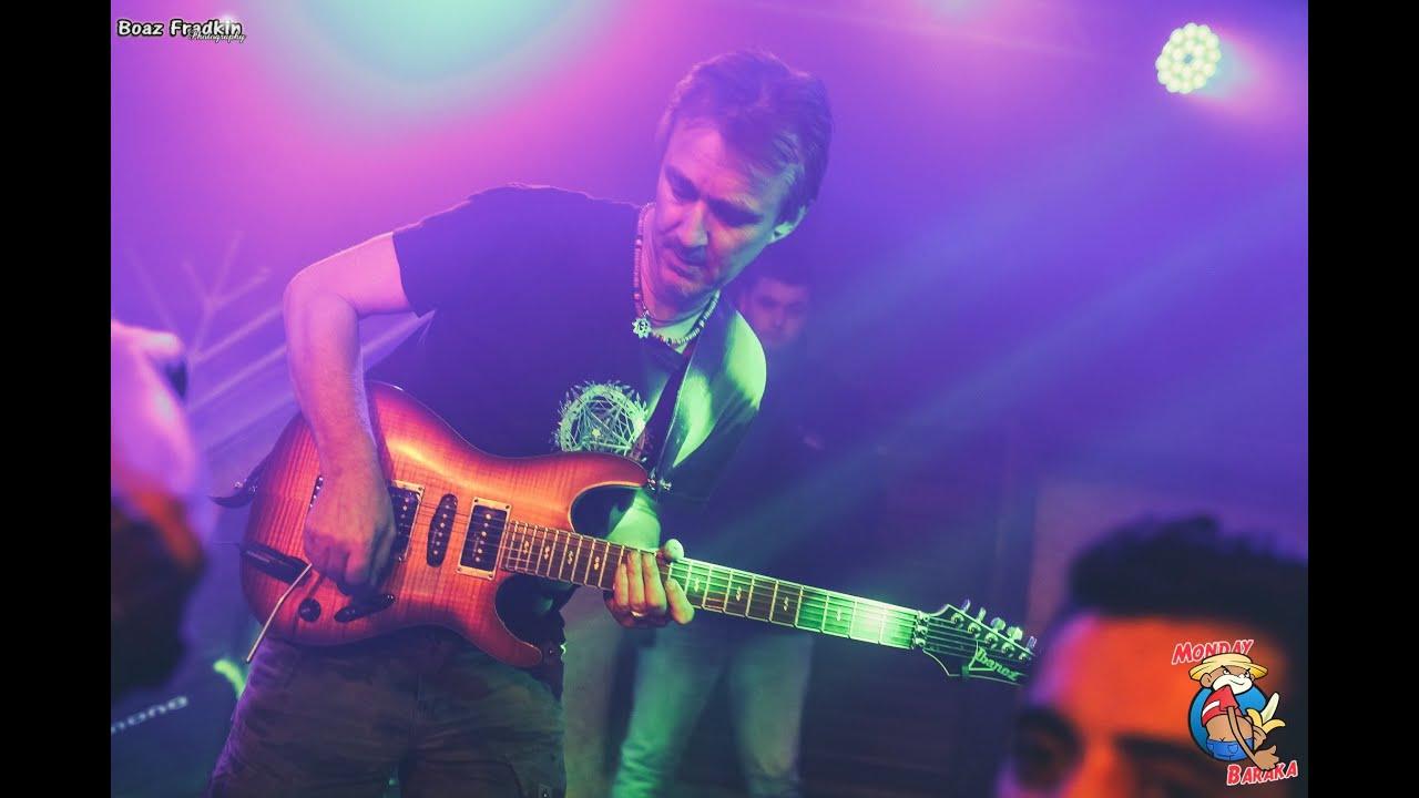 Psytrance Unplugged  – Martian Blues – Acoustic Guitar Remix