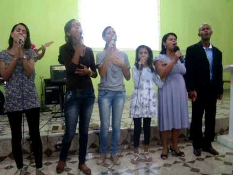 IMW - Nova Campinas - Minha família no altar de Deus (Família Oliveira)