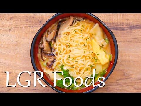 Noodles №3 - Szechuan Sauce Gomtang Ramen