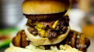 The Most Insane Burger in the World is at Toronto's Holy Chuck by Eater