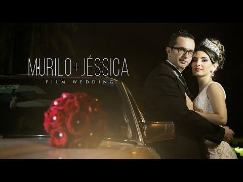 Filmagem de casamento em Juquiá/SP - Murilo & Jéssica