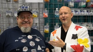 The Spiel At GenCon 2012 - Kevin Cook - Dice Collector