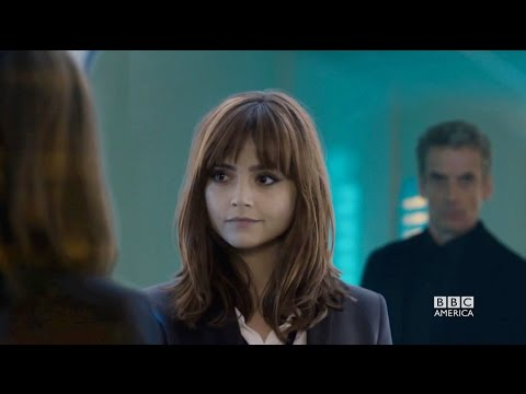 Doctor Who 8.05 (Clip)