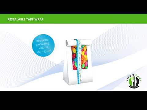 Sehen Sie Video 'Tapewrap'