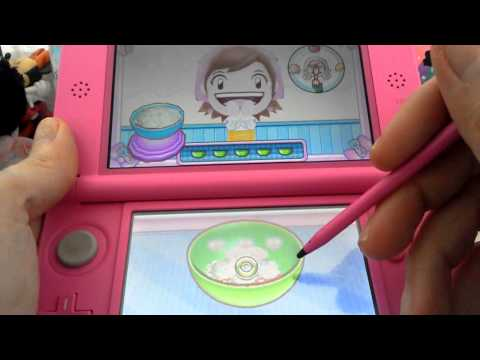 "Unboxing / Decouverte De ""Cooking Mama Bon Appetit"" (3ds)"