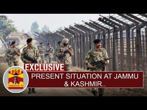Exclusive--Present-Situation-at-Jammu-Kashmir-Thanthi-TV
