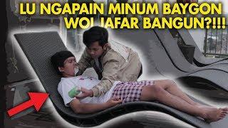 Video SETRES !! PRANK MINUM BAYGON DEPAN PUTU !!! WKWK SAMPAI PANIK !! - SOCIAL EXPERIMENT MP3, 3GP, MP4, WEBM, AVI, FLV April 2019