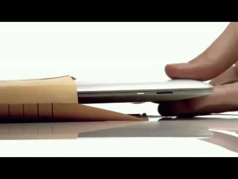 Apple MacBook Air MC506RS-A Official video.mp4