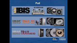 IBIS TRAX-HD3D BRASSTRAX Best Practices