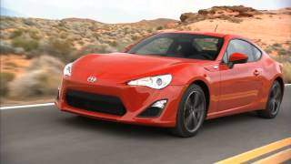 Test Drive The 2013 Scion FR-S