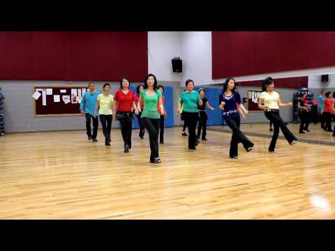 Ritmo – Line Dance (Dance & Teach in English & 中文)