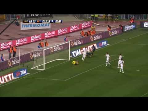 Lazio-Inter=0-2 (Serie A - 36a Giornata - Goals-Sintesi-Highlights) SKY HD
