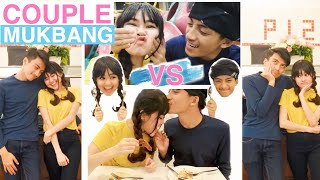 Video Pacaran bikin gendut! (Lomba Makan) | MUKBANG COUPLE + Review Pronto MP3, 3GP, MP4, WEBM, AVI, FLV Agustus 2018