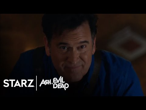 Ash vs Evil Dead | Season 3, Episode 5 Clip: Hurt You | STARZ